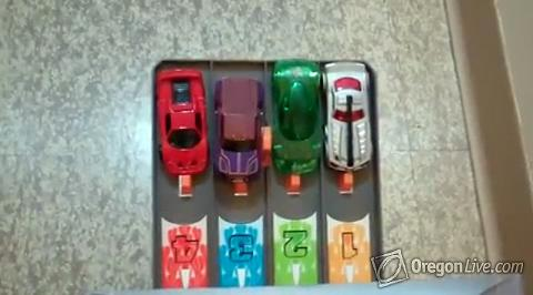 Racing Hot Wheels