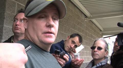 Oregon Ducks video: Coach Chip Kelly talks about practice