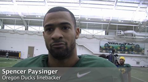 Oregon Ducks video: Players reflect on the first practice back from the break