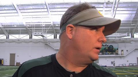 Oregon Ducks video: Chip Kelly on Wednesday's practice