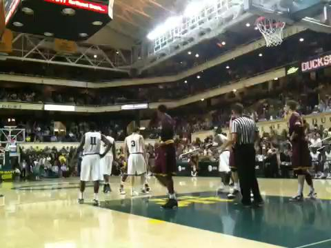 Last game at Mac Court: Ducks vs. Sun Devils