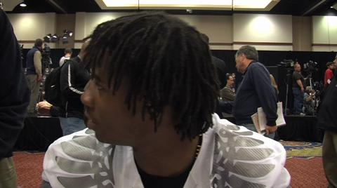 BCS National Championship: Oregon cornerback/punt returner Cliff Harris on the defense's identity