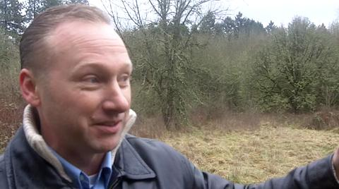 Former Tigard parks advisory chairman, Jason Rogers, on Tigard's Summer Creek park purchase