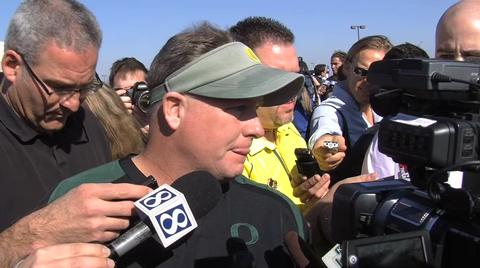 BCS National Championship: Chip Kelly after Saturday's practice