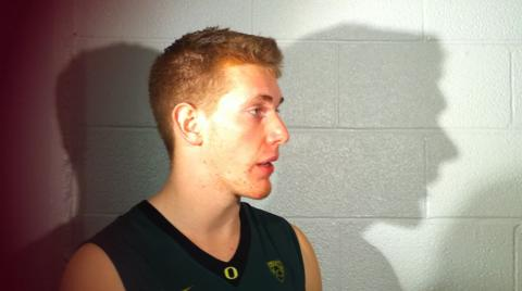 E.J. Singler on Civil War win in Gill