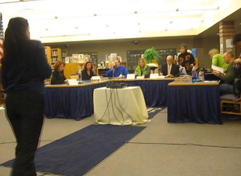 Jordan-Elbridge school board goes into executive session