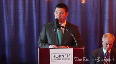 Business leaders form New Orleans Business Council: video