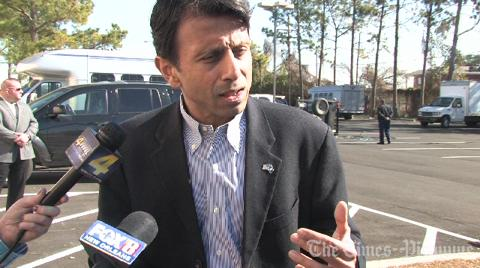 Jindal talks about graduation rates