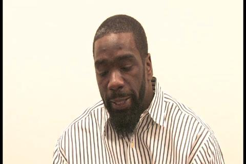 Ed Reed talks about the apparent recovery of his brother's body.