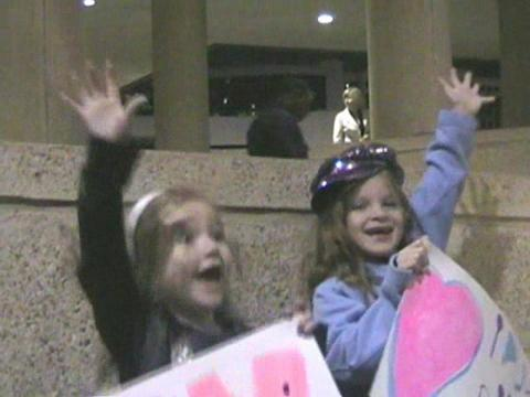 Justin Bieber; Fans outside the BJCC before the concert