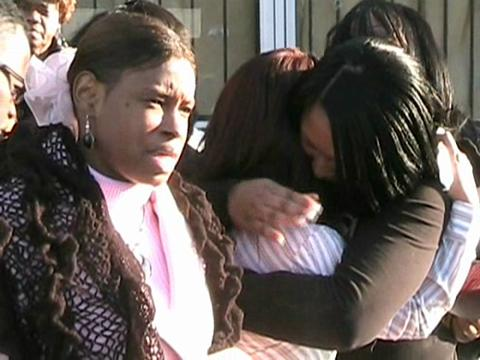Vigil for murder victims in west Birmingham nail salon