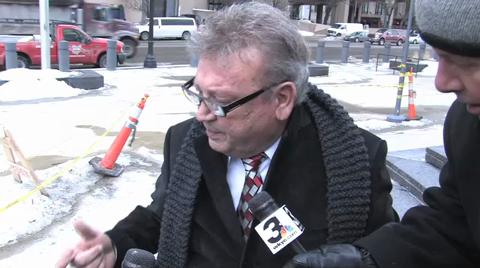 Frank Russo apologizes to taxpayers