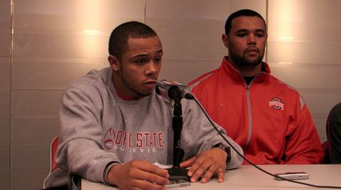 Ohio State apologies: DeVier Posey and Mike Adams