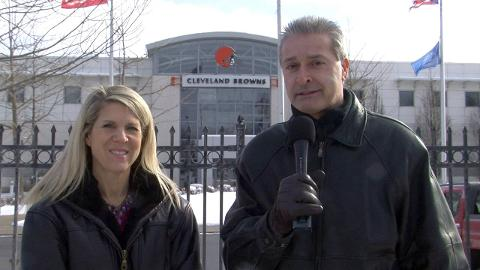 Cleveland Browns name Pat Shurmur head coach: Grossi and Cabot react