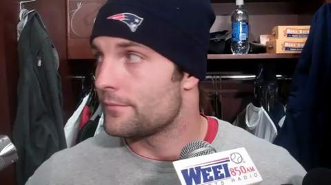 Wes Welker discusses what makes the Patriots tick