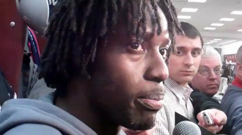 Deion Branch talks about Tom Brady's flu and preparing for the Buffalo Bills