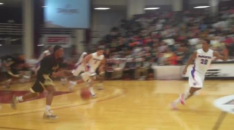 Myles Mack (Rutgers) scores 28 points for St. Anthony - 2011 Hoophall Classic highlight video