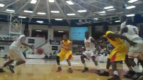 Highlights of Ben McLemore of Oak Hill Academy at the Hoophall Classic