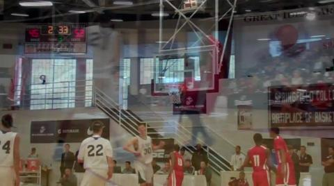 7-footer Kaleb Tarczewski (undeclared) - 2011 Hoophall Classic highlight video