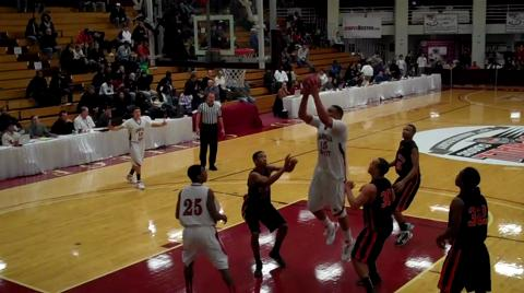 Dajuan Coleman & Tyler Cavanaugh lead Jamesville-Dewitt - 2011 Hoophall Classic highlight video