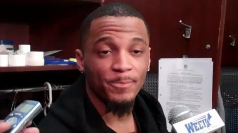 Patrick Chung explains what went wrong on botched fake punt attempt