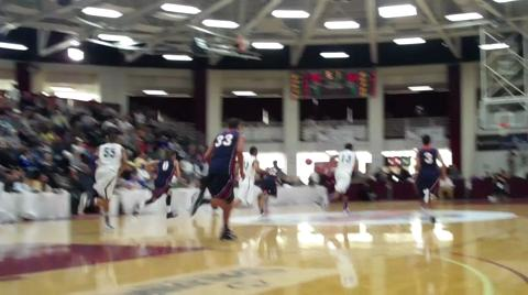 Amir Garrett (St. John's) alley-oop from Myck Kabongo (Texas) - 2011 Hoophall Classic highlight video