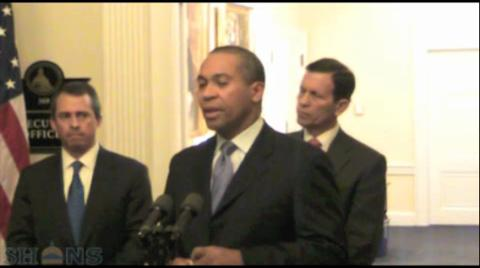 Gov. Patrick outlines pension reforms