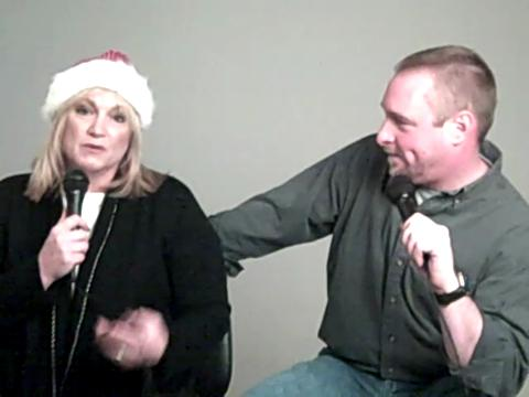Michelle McKormick and Scott Winters talk about their careers