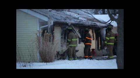 Man dies in Sand Lake house fire