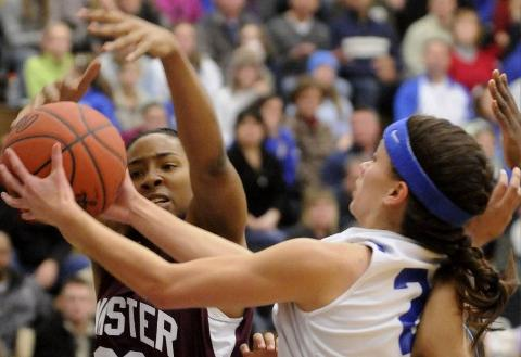 Girls basketball: Inkster 39, Catholic Central 34