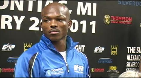 Timothy Bradley: I would love a chance at Floyd Mayweather