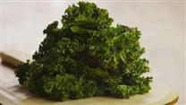 Baked Kale Chips