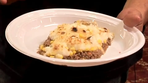 Firehouse Shepherd's Pie