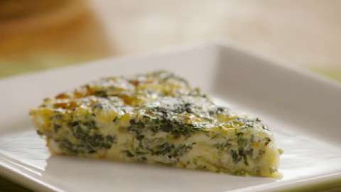 Crustless spinach quiche recipe allrecipes forumfinder Choice Image