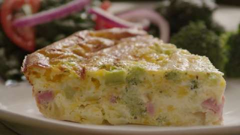 Vegetable quiche recipe easy - Food for health recipes