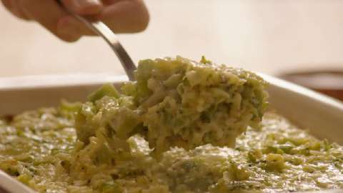 recipe: chicken broccoli cheese rice casserole velveeta [14]