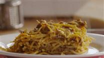 Basic Baked Spaghetti