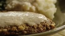 Country-Fried Steak and Milk Gravy