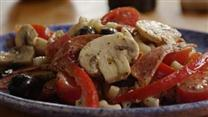Greek Pasta Salad I
