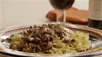 Easy Beef Stroganoff