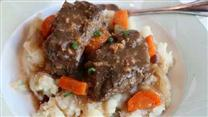 Beef Short Ribs Sauerbraten