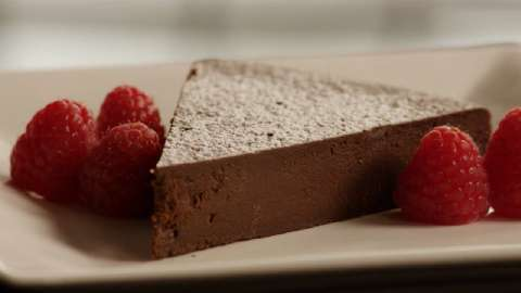 Flourless chocolate cake recipes from scratch