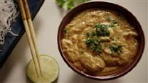 The Best Thai Peanut Sauce