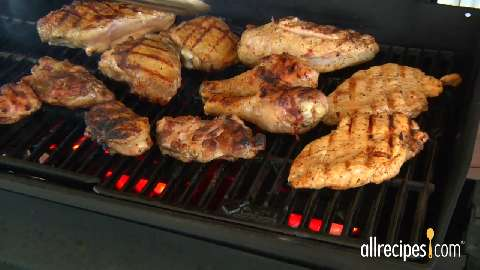 How to Grill Chicken Better