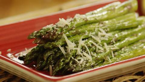 Oven roasted asparagus recipe allrecipes ccuart Gallery