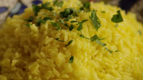 Indian Saffron Rice Video - Allrecipes.com