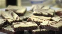 PHILLY Marble Brownies