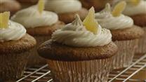 Pumpkin Ginger Cupcakes