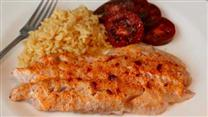 &quot;BBQ&quot; Broiled Red Snapper