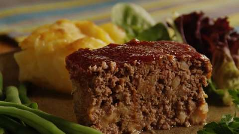 Glazed Meatloaf II Video - Allrecipes.com